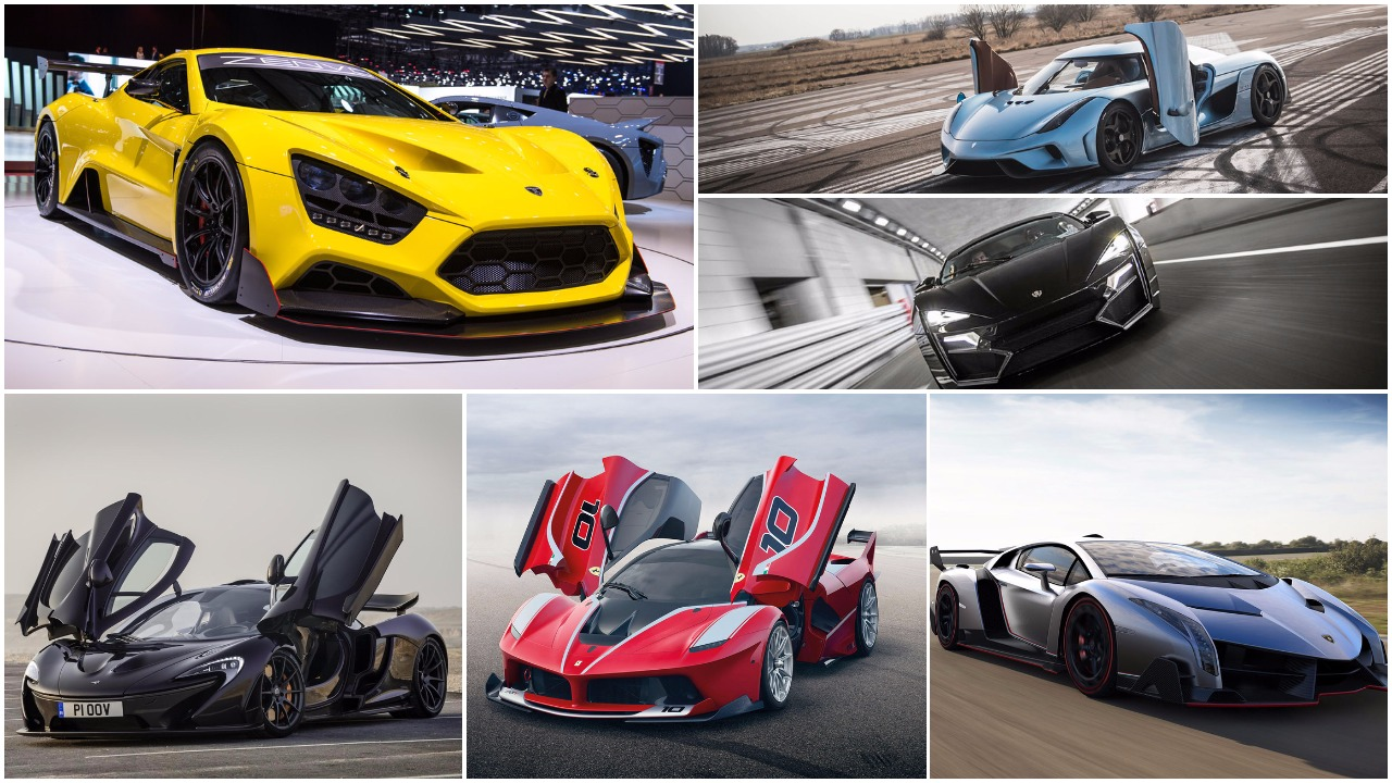 most expensive cars in the world top 20